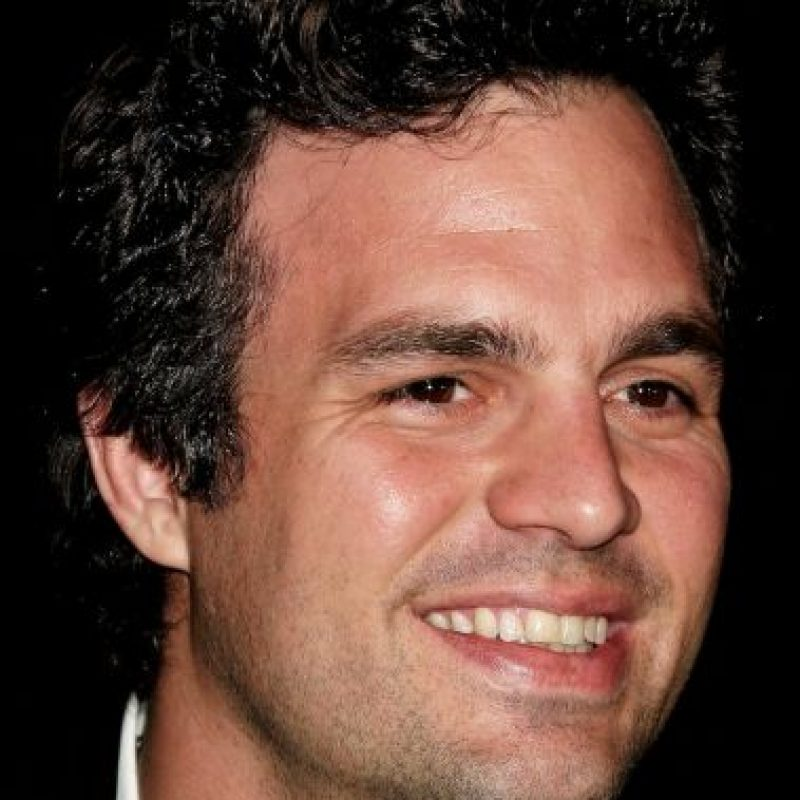 Y no se parece en nada a Mark Ruffalo Foto: Getty Images