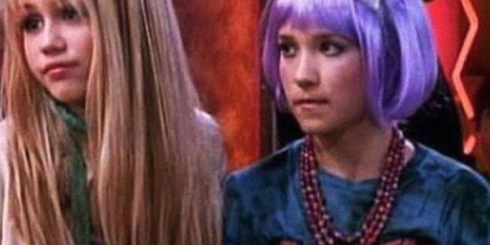 """Emily Osment interpretó a """"Lily Truscott"""", la mejor amiga de """"Hannah"""" Foto:Disney"""