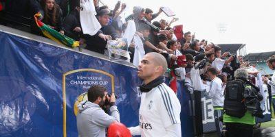 Pepe se embolsa 3.8 millones de euros Foto:Getty Images