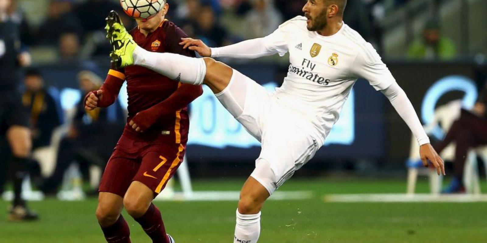 Karim Benzema ganará ocho millones de euros Foto:Getty Images