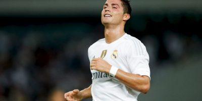 Cristiano Ronaldo se embolsa 17 millones de euros Foto:Getty Images