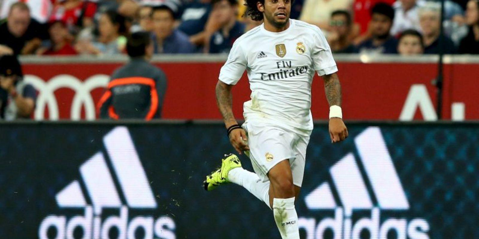 Marcelo gana cuatro millones Foto:Getty Images