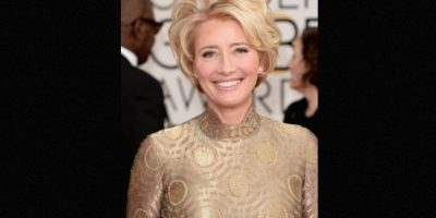 "Emma Thompson será ""Mrs Potts"" Foto: Getty Images"