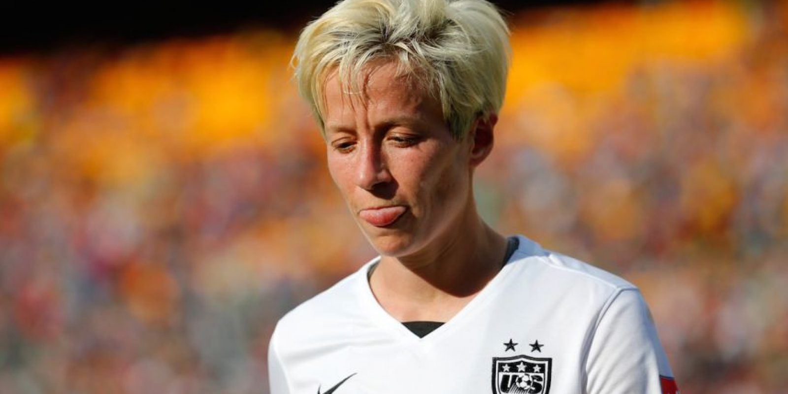 13. Megan Rapinoe (Fútbol) Foto: Getty Images
