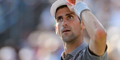 """""""Nole"""" cayó en la final con Andy Murray Foto:Getty Images"""