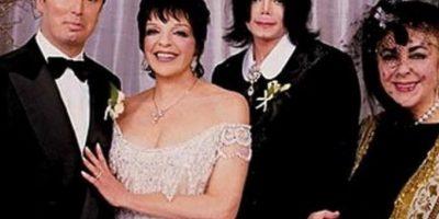 Liza Minnelli y David Gest gastaron tres millones y medio de dólare Foto:Revista OK!