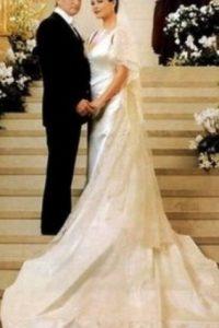 Michael Douglas y Catherine Zeta gastaron un millón y medio de dólares. Foto:Vía bodas.net