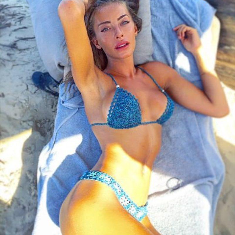 Alessia Tedeschi Foto:Vía instagram.com/alessiatedeschi91