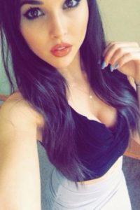 La modelo australiana rechazó salir con el portugués Foto:Vía instagram.com/alinelimaz
