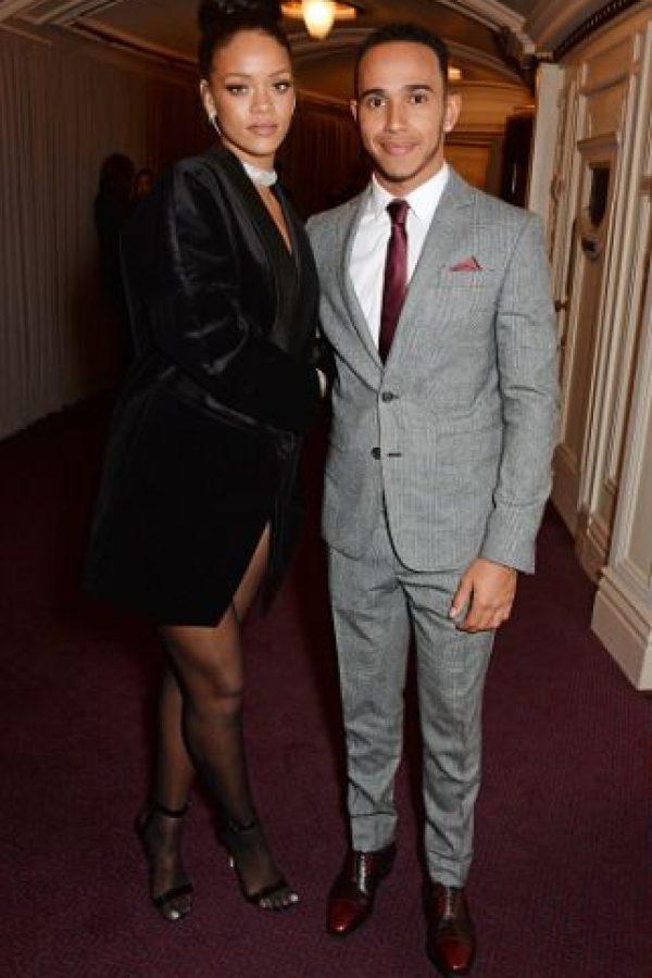 En los últimos meses, la cantante Rihanna ha sido relacionada sentimentalmente con tres futbolistas. Foto:Getty Images