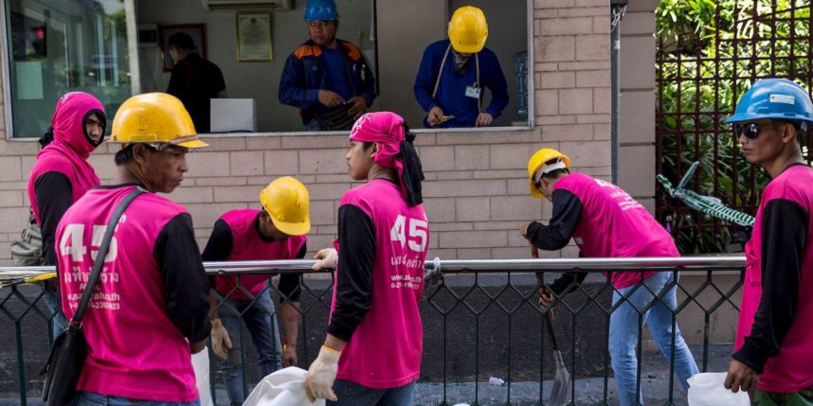 Los negocios locales buscan reabrir Foto:Getty Images