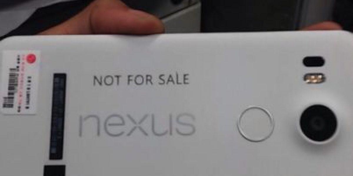 Así será el nuevo celular de Google Nexus 5 2015