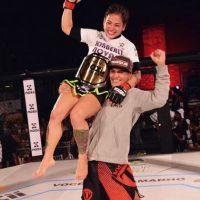 Su última pelea fue el pasado 17 de mayo la cual ganó. Foto:Vía instagram.com/kinberlynovaes