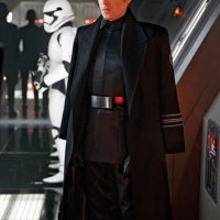 General Hux interpretado por Domhnall Gleeson, es el líder de The First Order Foto: Lucasfilm