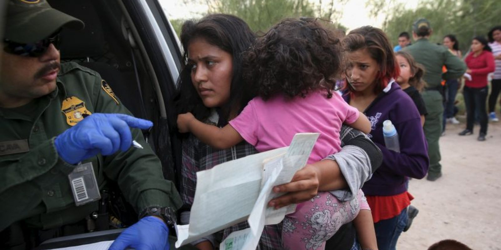 En caso de que México no pague el muro, tendrá que pagar las consecuencias, entre las que se incluye: Foto:Getty Images