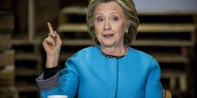 """La pasada semana el medio estadounidense """"CNN"""" publicó que tanto Hillary como Bill Clinton generaron en un periodo de 16 meses la cantidad de 30 millones de dólares. Foto:Getty Images"""