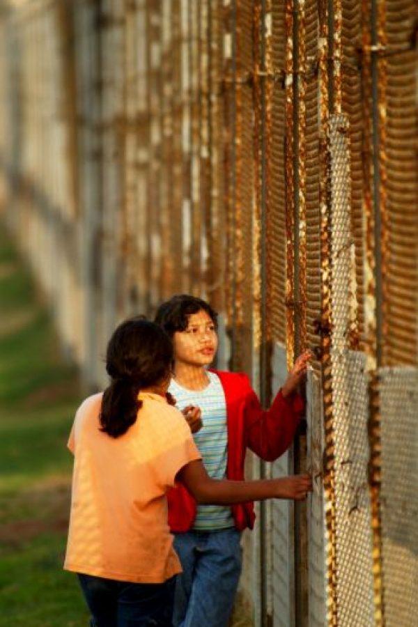 Sugiere que las instituciones de seguridad como el Servicio de Inmigración y Control de Aduanas de Estados Unidos deben cooperar para deportar a los pandilleros encarcelados Foto:Getty Images