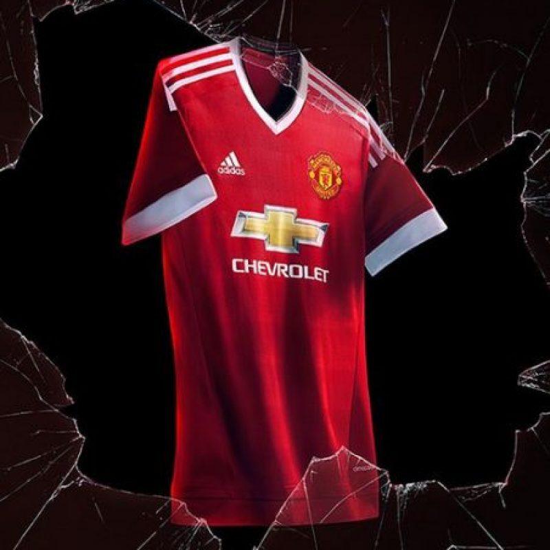 3. Manchester United (Inglaterra) Foto:Vía instagram.com/manchesterunited