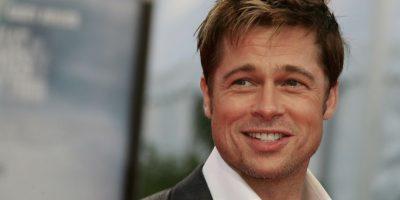 Brad Pitt Foto:Agencias