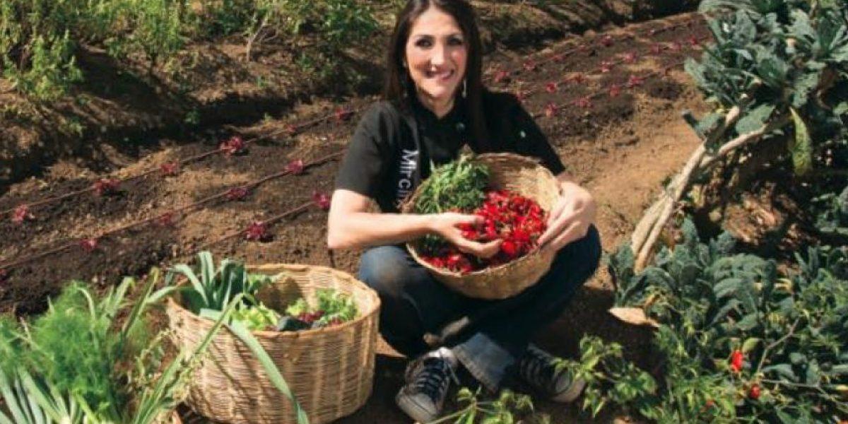 """Mirciny Moliviatis relata sus experiencias en """"Viviendo la receta Guatemala"""""""
