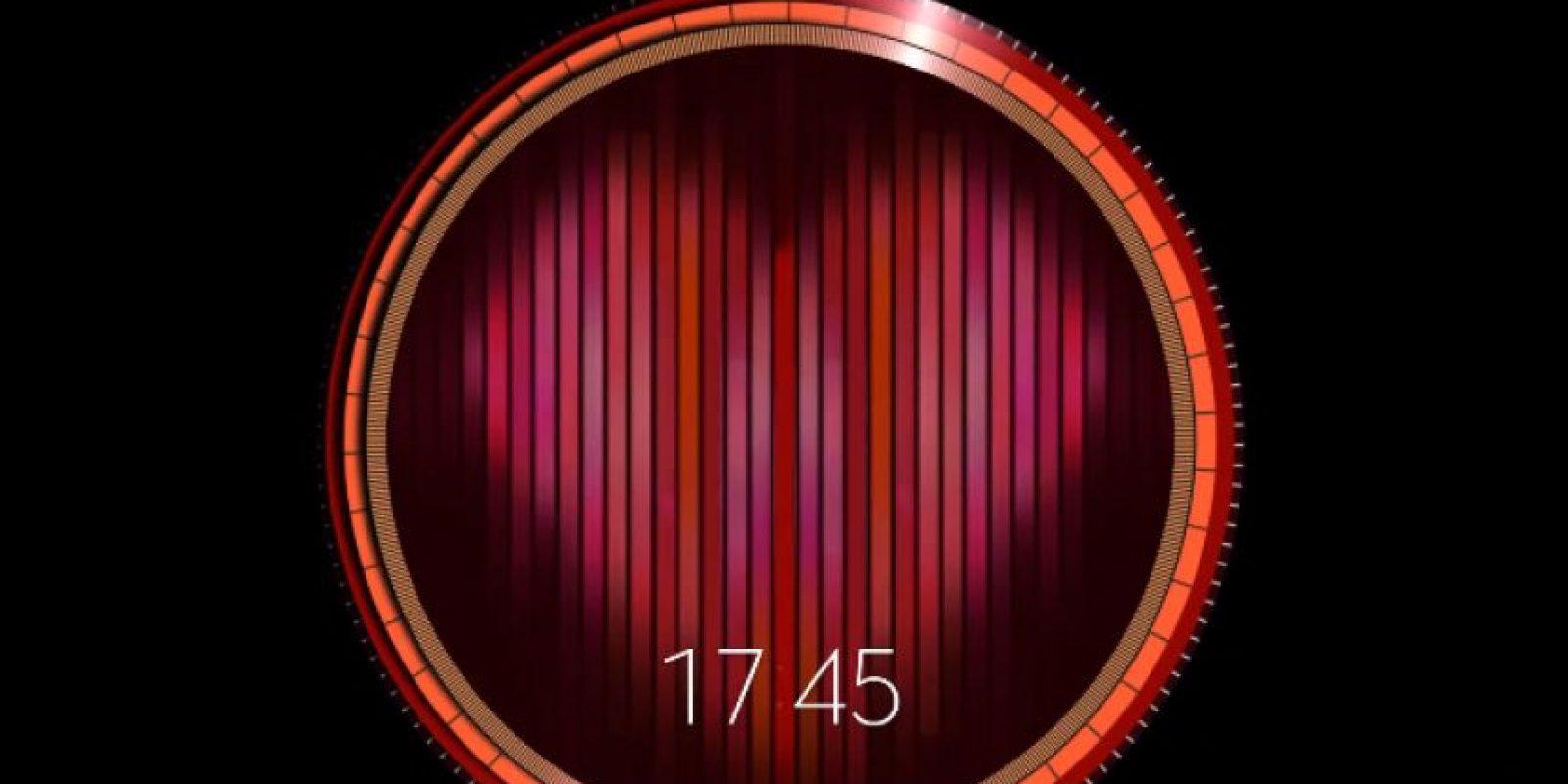 Así lucirá el nuevo reloj inteligente de la surcoreana Samsung Foto:Samsung Mobile