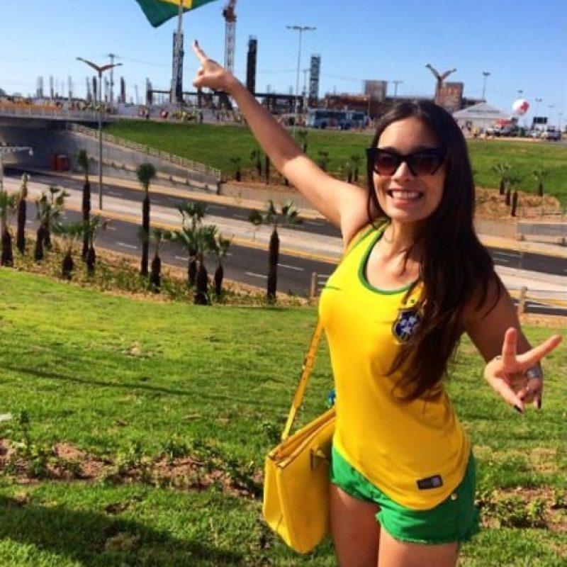 Clarice Alves Foto:Vía instagram.com/claricealves