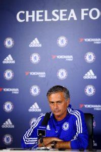 José Mourinho quiere que Chelsea repita el campeonato en Inglaterra y pueda brillar en Europa. Foto:Getty Images