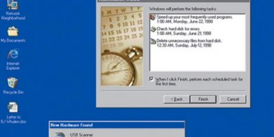 A partir de esta fecha, los usuarios de Windows esperaban cada año las nuevas mejoras en el sistema. En 1998 se anunció el mejorado Windows 98 Foto:windows.microsoft.com