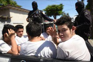 Los colaboradores y financistas de las pandillas también serán considerados dentro del concepto. Foto:AFP