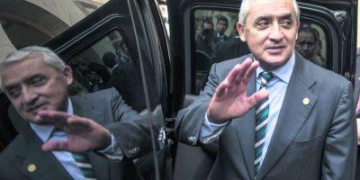 La CSJ ve indicios de que Pérez está involucrado en La Línea