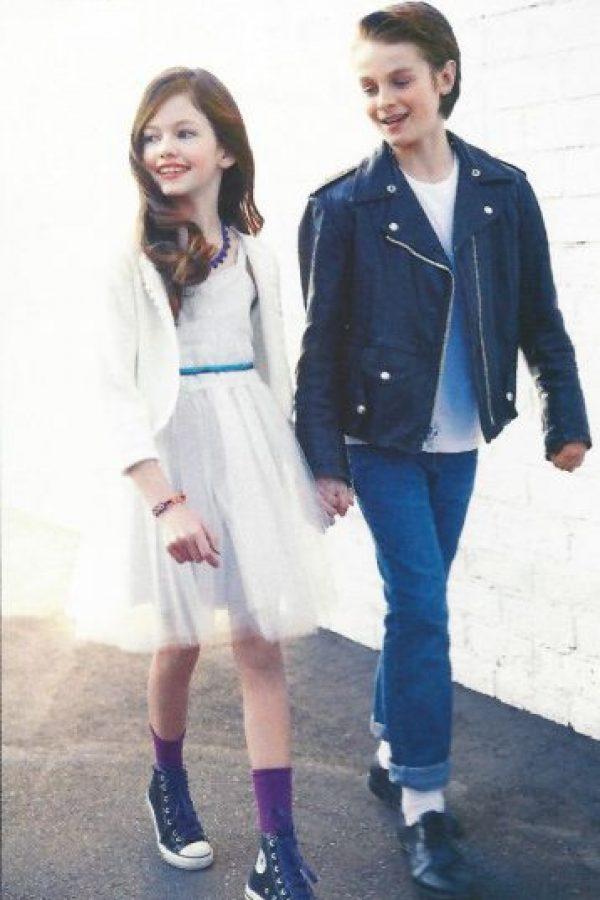 """En 2013, se unió al elenco de la película """"The Host"""", inspirada en el libro de Stephenie Meyer (la creadora de la saga """"Crepúsculo""""). Foto:chandler-canterbury.net"""