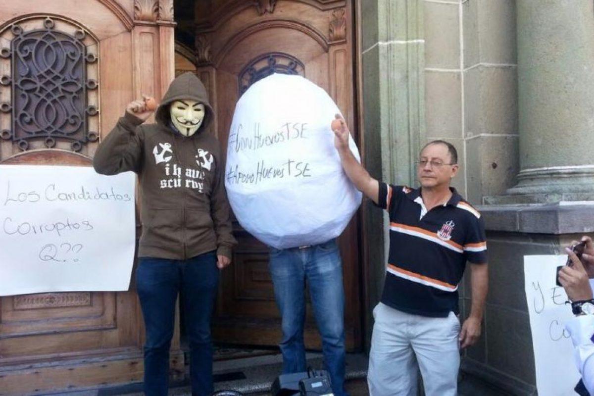 Foto:Anonymous Guatemala GT