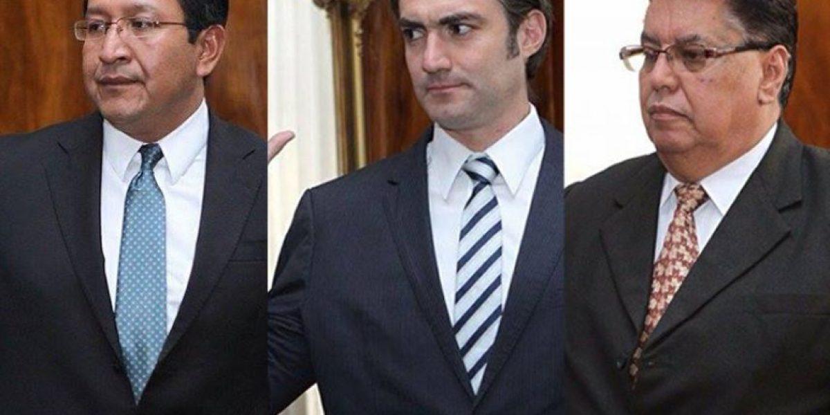 Sin actividad pública Otto Pérez apresura cambios en Gabinete