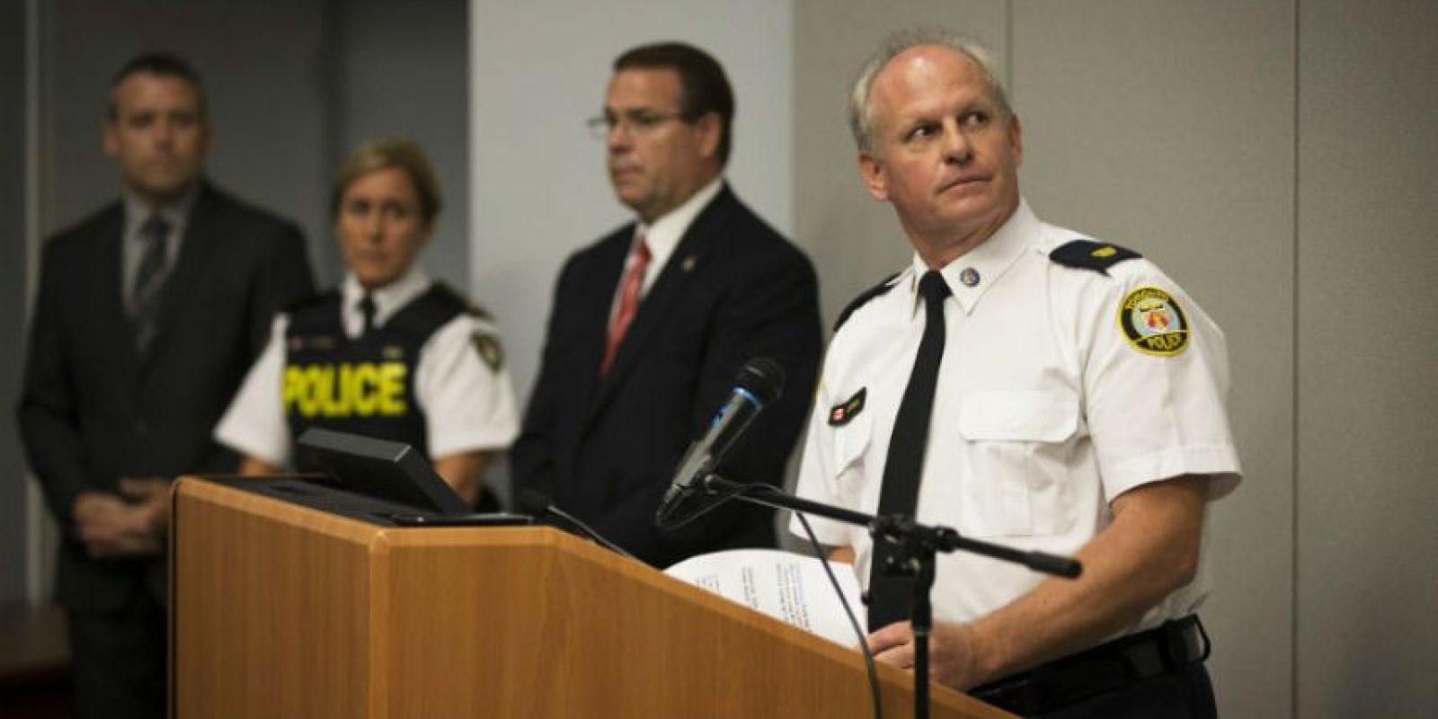 La policía amplió su investigación luego de tener conocimiento de estos suicidos Foto:AP