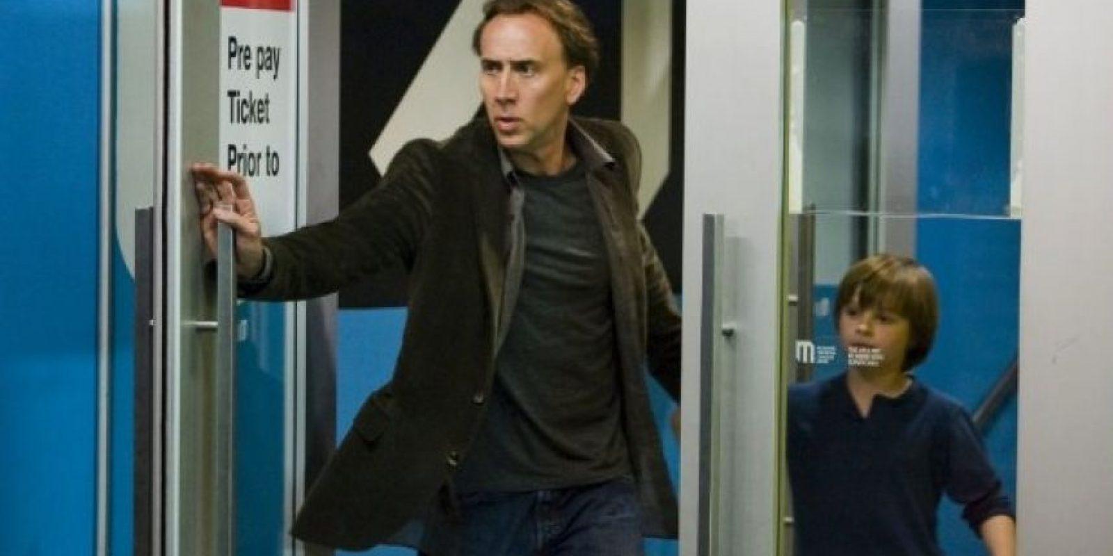 """En 2009, protagonizó junto a Nicolas Cage la cinta """"Knowing"""" (""""Señales del Futuro""""). Foto:IMDB"""