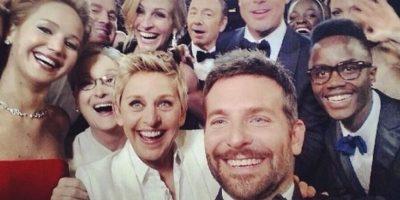 """1.5 millones de """"likes"""" Foto:vía instagram.com/theellenshow"""