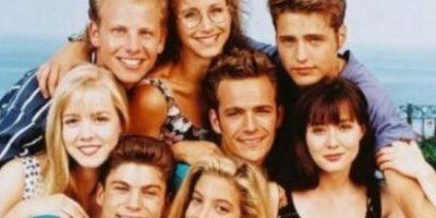 """""""Beverly Hills 90210"""" es una serie juvenil que duró 10 años al aire Foto:FOX"""