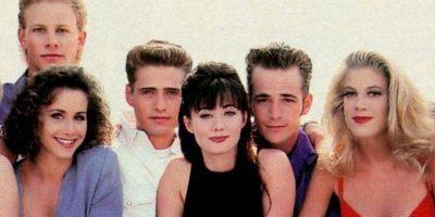 """El número """"90210"""" en el título se refiere a uno de los códigos postales de la zona. Foto:FOX"""
