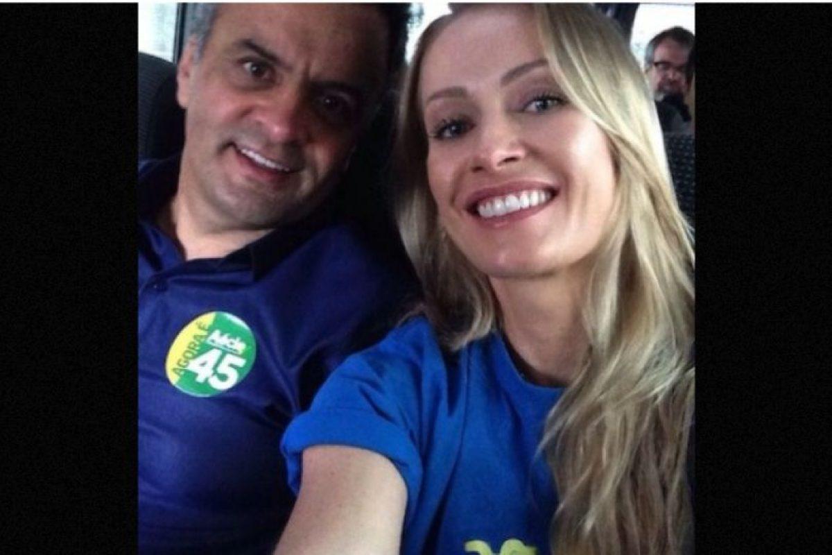 7. Leticia Weber: Brasil Foto:Instagram.com/aecionevesoficial