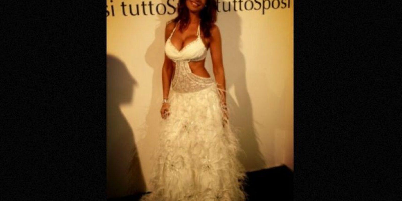 3. Nicole Minetti: Italia Foto:Twitter: @minetti_nicole