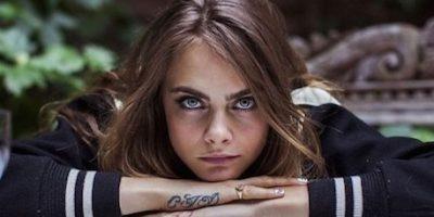 """Cara Delevingne se desnuda para la campaña francesa de """"YSL"""""""
