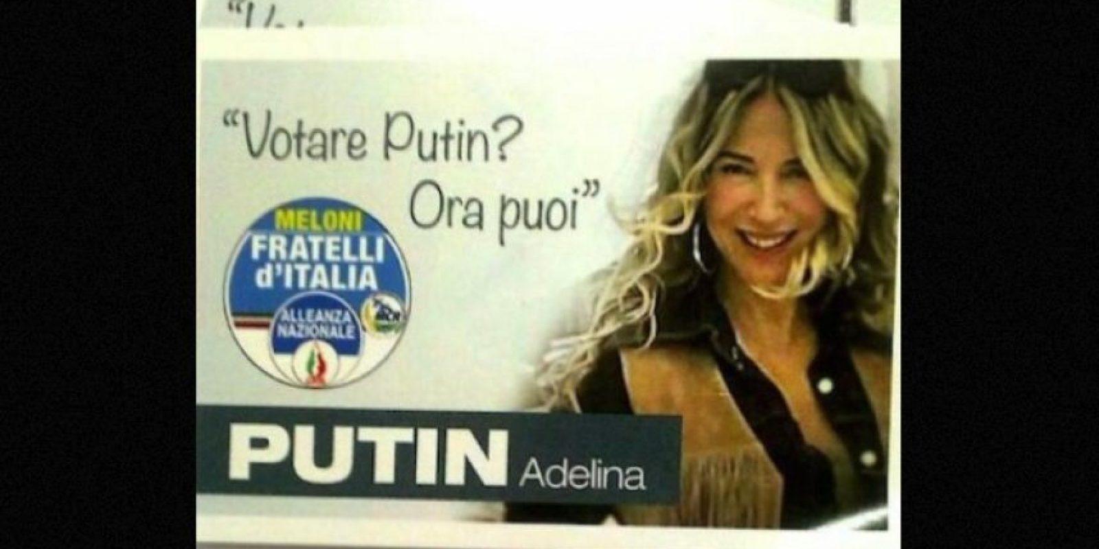 2. Adelina Putin: Italia Foto:Instagram.com/Adeputin