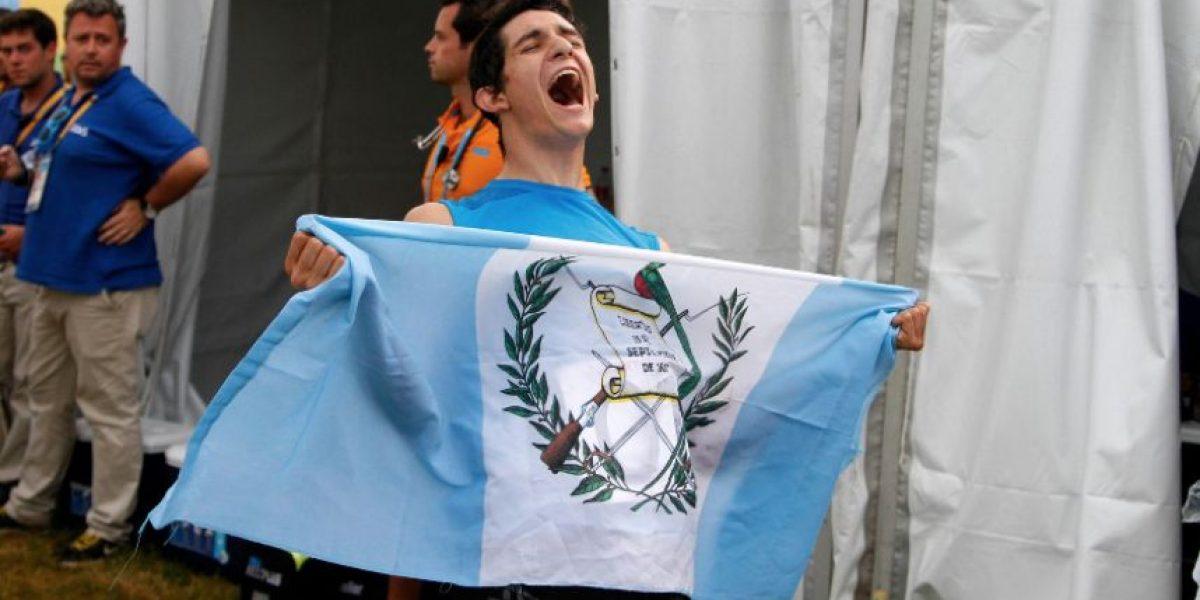 Guatemalteco Charles Fernández entre los mejores del mundo