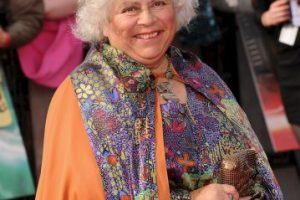 Fue Miriam Margolyes Foto: Getty Images