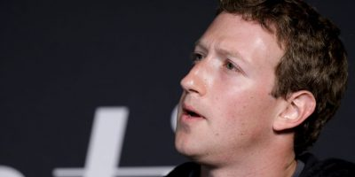 1. Mark Zuckerberg, empresario de 31 años de edad, fundador de Facebook Foto: Getty Images