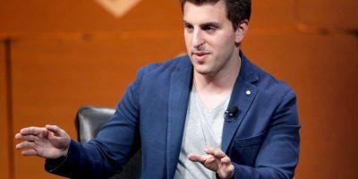 8. Brian Chesky, de 33 años, también creador de Airbnb. Foto:Getty Images