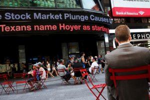 Este hecho hizo eco de la crisis económica que padeció el mundo durante 2008 y 2009. Foto:Getty Images