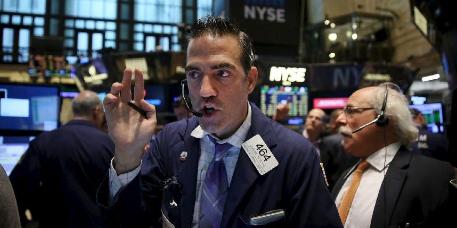 """Y es que aumentar las tasas de interés en Estados Unidos, es un """"incentivo para crecer menos"""", nos explica Peral Foto:Getty Images"""