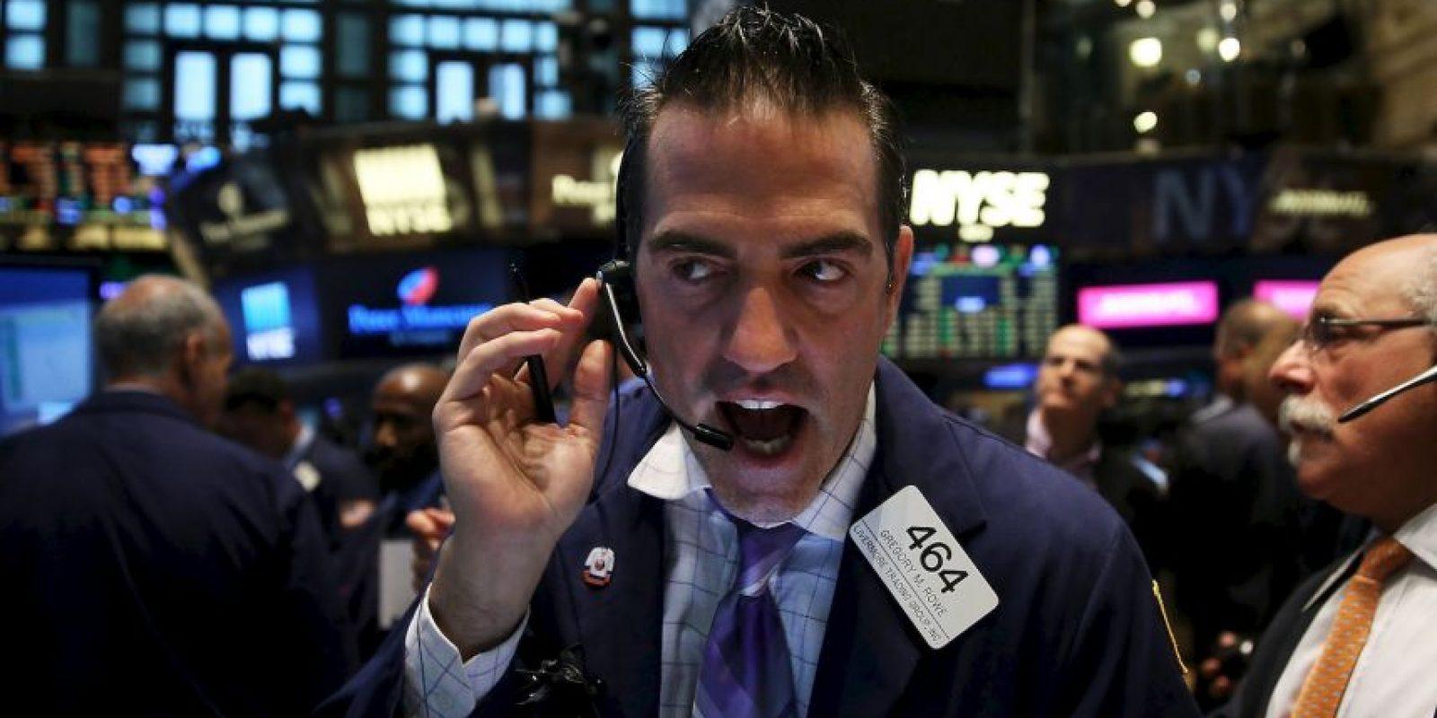 """""""Estamos en una turbulencia"""" Foto:Getty Images"""