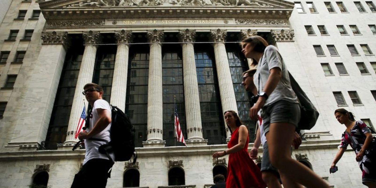 """""""Eso podría calmar la incertidumbre. Yo no veo una caída como la que tuvimos en 2009. Lo que sí observo es una menor tasa de crecimiento en el mundo, sobre todo en el comercio internacional"""", concluyó Foto:Getty Images"""
